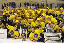 Choceň obhájila titul v KHL