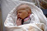 Amálie Bohuslávková je prvním dítětem Jany a Josefa ze Zářecké Lhoty. Na svět přišla 5. 2. v 7.52  s váhou 2,9 kg.