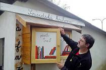 Sousedská knihovna v Ústí nad Orlicí