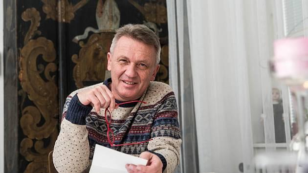 Lanškrounský farář Zbigniew Czendlik
