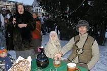 ŽIVÝ BETLÉM se stal tradiční součástí vánočních svátků v Ústí nad Orlicí.