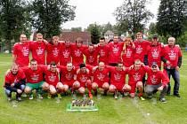 Vládci sezony Okresního přeboru II. třídy jsou fotbalisté Tatenice.