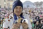 Letohrad přivítal trojnásobného olympijského medailistu Ondřeje Moravce.