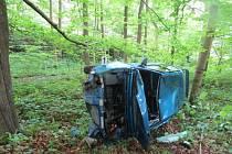 Nehoda u Pastvin