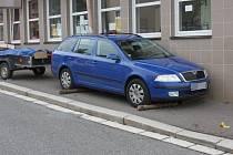 Zřejmě špatně zajištěné vozidlo srazilo v Ústí muže, ten následkům zranění podlehl.