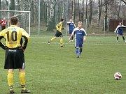 Víkendový fotbal v Ústí n. Orl.
