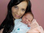 Matyas Košťál se narodil s váhou 2850 g 19. 6. v 0.47 hodin. Doma v Orličkách bude těšit rodiče Kateřinu Dočkalovou a Michala Košťála, i sourozence Filipa, Denise a Adélku.