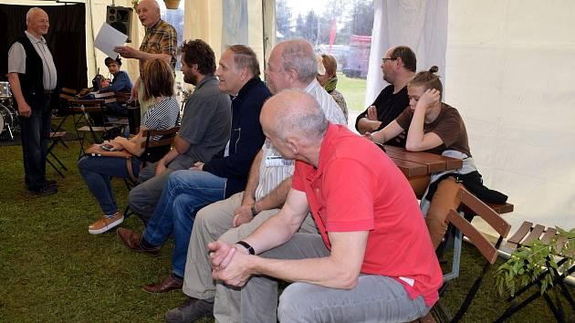 Zahrádkáři z místní organizace v Letohradě tradičně týden po pouti pořádají Zahrádkářský víkend.