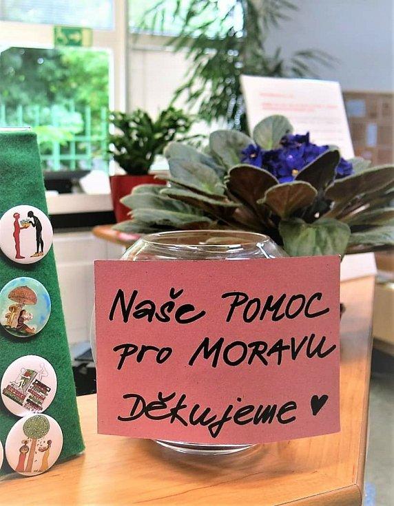 Pomáhá už i Městská knihovna v Ústí nad Orlicí.