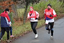 V Chocni se běžel  Sokolský běh republiky.