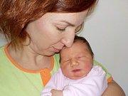 Barbora Čechová je další přírůstek do rodiny Petry a Pavla z Letohradu. Narodila se s váhou 3600 g dne 28. 2. v 10.19 hodin. Doma ji přivítají sourozenci Lucinka, Markétka a Kubíček.