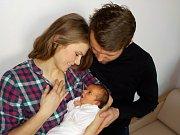 Nela Vávrová je prvorozená holčička Denisy a Vlastimila z Helvíkovic. Na svět přišla dne 4.1. v 0.01 hodin, kdy vážia 2900 g.
