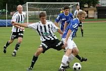 Další přípravné utkání za sebou mají fotbalisté divizní Jiskry Ústí nad Orlicí.
