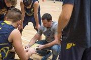 Opravená sportovní hala Na skalce v České Třebové se 11. ledna otevřela veřejnosti.