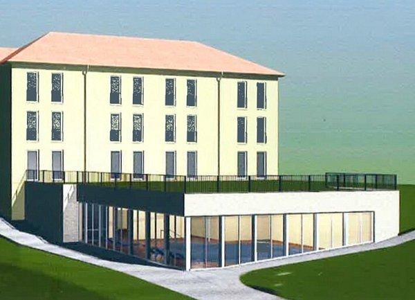 Rehabilitační ústav vBrandýse bude mít nový bazén do dvou let.
