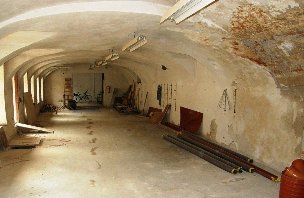 Bývalý hylvátský pivovar prochází rozsáhlou rekonstrukcí.