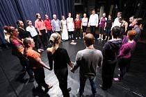 30 let souboru moderního scénického tance C-Dance: Běh na dlouhou trať 2013.