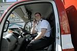 Sbor dobrovolných hasičů ve Třebové oslavil výročí s novým praporem