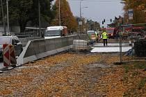 Prodloužení přechodné úpravy provozu při rekonstrukci mostu