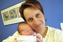 Kateřina Jakešová rozšířila 4. května ve 12.12 rodinu manželů Michaely a Michala ze Žichlínku, kde už mají děti Matěje a Michala. Holčička vážila 3,51 kg.