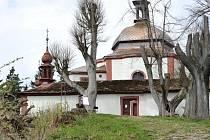 Kaple sv. Jana Nepomuckého na Kopečku v Letohradu.