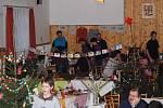 Z 1. vánoční výstavy v Lichkově.