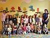 Žáci z 1. A Základní školy Dobrovského v Lanškrouně.