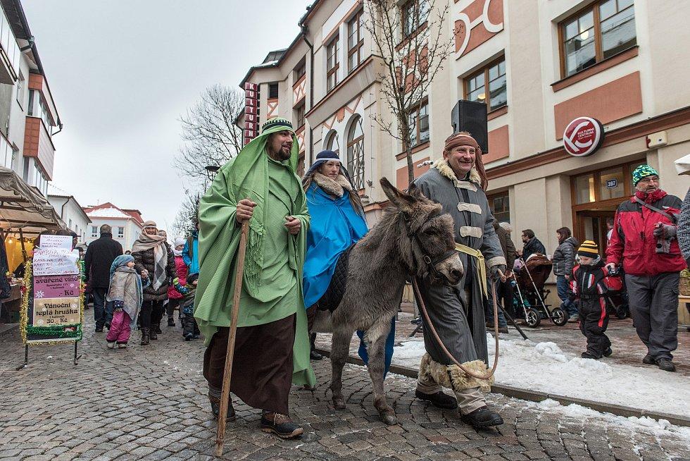 V neděli se konaly trhy i v České Třebové.