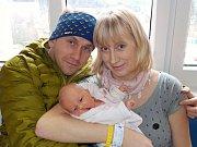 Zoja Přibylová je po Agátce a Beátce třetí holčička Blanky a Libora z Lanškrouna. Na svět přišla s váhou 3230 g dne 20. 12. v 15.25 hodin.