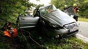 Dopravní nehoda v Žamberku.