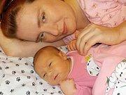 Annie Kosová se narodila Ivaně z Lanškrouna. Na svět přišla s váhou 3,600 kg dne 17.11. v 14.00 hodin.