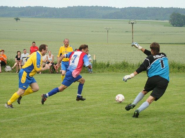 Sloupničtí ze 26 zápasů prohráli jednou a čtyřkrát remizovali.
