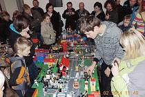 Legoměsto v Mladkově.