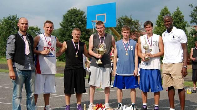 15.ročník TSR Streetball Cupu - Memoriálu Mistra Jana Husa.