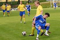 V zápase Letohradu proti Chrudimi diváci gól neviděli.