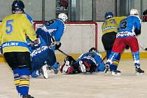 Hokej - ilustrační foto.