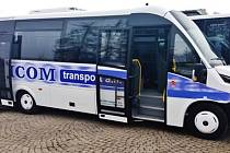 Po Ústí nad Orlicí bude jezdit větší autobus.