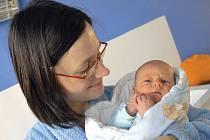 František Valík je jméno prvního dítěte manželů Kateřiny a Davida z České Třebové. Na svět přišel 18. prosince ve 23.15 hodin, kdy vážil 3,2 kg.