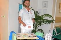 V Orlickoústecké nemocnici proběhla akce zaměřená na prevenci proleženin a podvýživy pacientů.