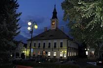 V rámci Dnů evropského dědictví se v pátek v Žamberku otevřely reprezentační prostory budovy radnice na Masarykově náměstí i další místa.