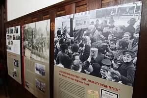 Otevřeli výstavu Neukölln za první světové války