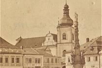 Hostinec Na Růžku, rok 1874
