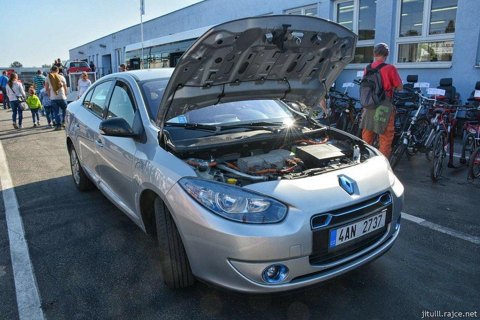 Ústecký autosalon a Elektromobilita se uskuteční 25. září 2021.