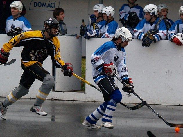 První zářijový víkend se českotřebovští hokejbalisté představí na domácím hřišti v přátelských zápasech s Kovo Praha a Sokolem Poruba.