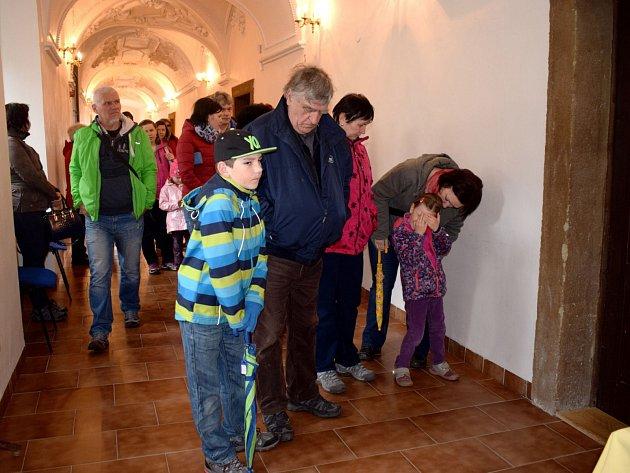 Pátý ročník tradiční akce Brány památek dokořán měl v Letohradu opět úspěch.
