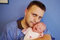 Nela Kusá je po Filípkovi druhým dítětem manželů Jitky a Tomáše z Letohradu. Narodila se 21. září ve 12.23 hodin, kdy vážila 2,97 kg.