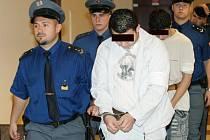 Krajský soud poslal devatenáctiletého  Miloše Červeňáka z Ústí nad Orlicí na dva roky do vězení s dozorem.  Dále udělil tříletý pobyt ve vězení pro mladistvé šestnáctiletému mladíkovi.