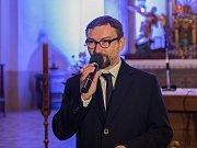 Beseda a koncert Mezinárodního varhanního festivalu Zdeňka Pololáníka v České Třebové.