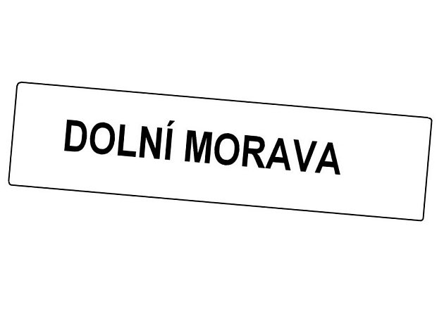 Dolní Morava.Ilustrační foto.