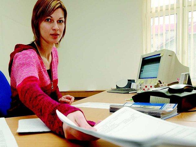 Jana Studená, vedoucí Oblastní kanceláře Orlicko